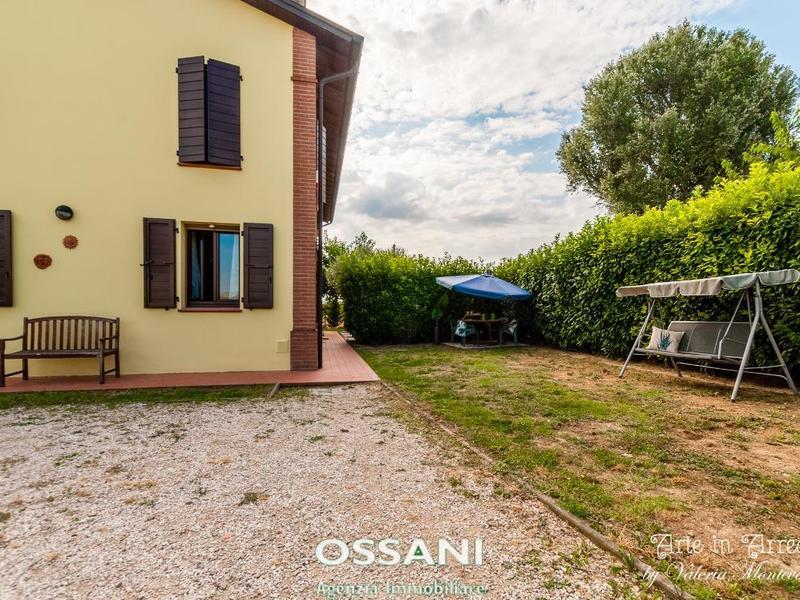 fotografie - Villa a schiera Faenza (RA) Reda